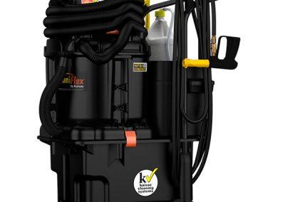 OmniFlex™ AutoVac Battery - bateriová verze