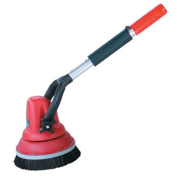 Jednokotoučový mycí podlahový stroj MotorScrubber