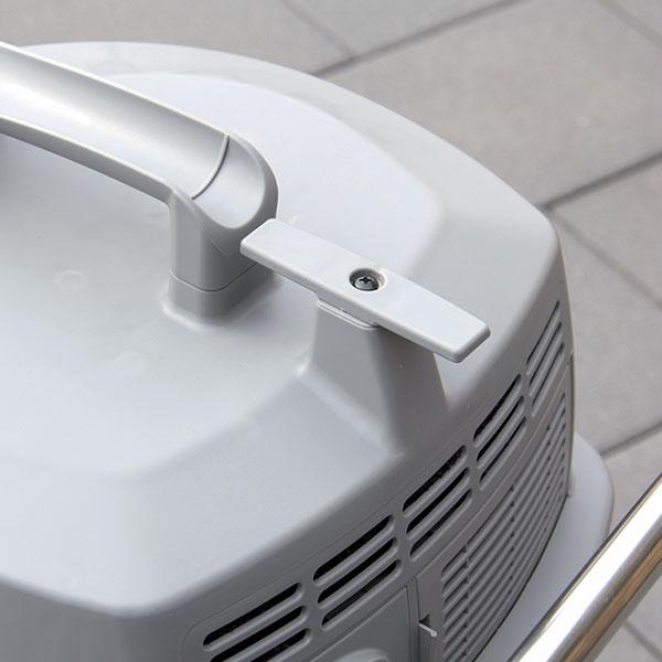 Sprintus KETOS N56/2 E – profesionální nerezový vysavač pro suché i mokré vysávání s extrémní silou