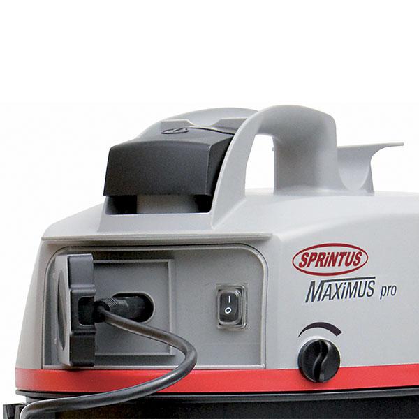 Sprintus Maximus Pro - extrémně výkonný profesionální vysavač pro suché sání