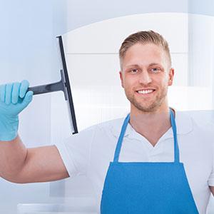 Mytí a čištění výloh