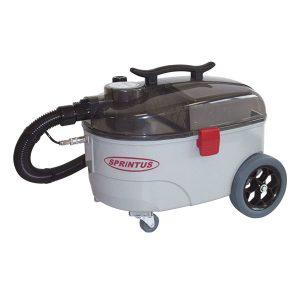 SE 7 - vodní vysavač s rozprašovačem a oddělitelnou nádrží proti pěnění