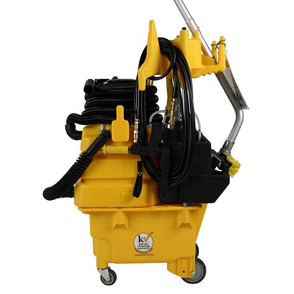 OmniFlex™ Spray-and-Vac pump unit