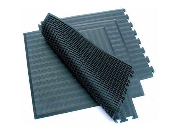 Airflex - průmyslová rohož s plnou strukturou a vzduchovými kapsami