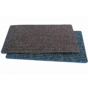 Quick - standardní malá textilní rohožka na gumovém podkladu