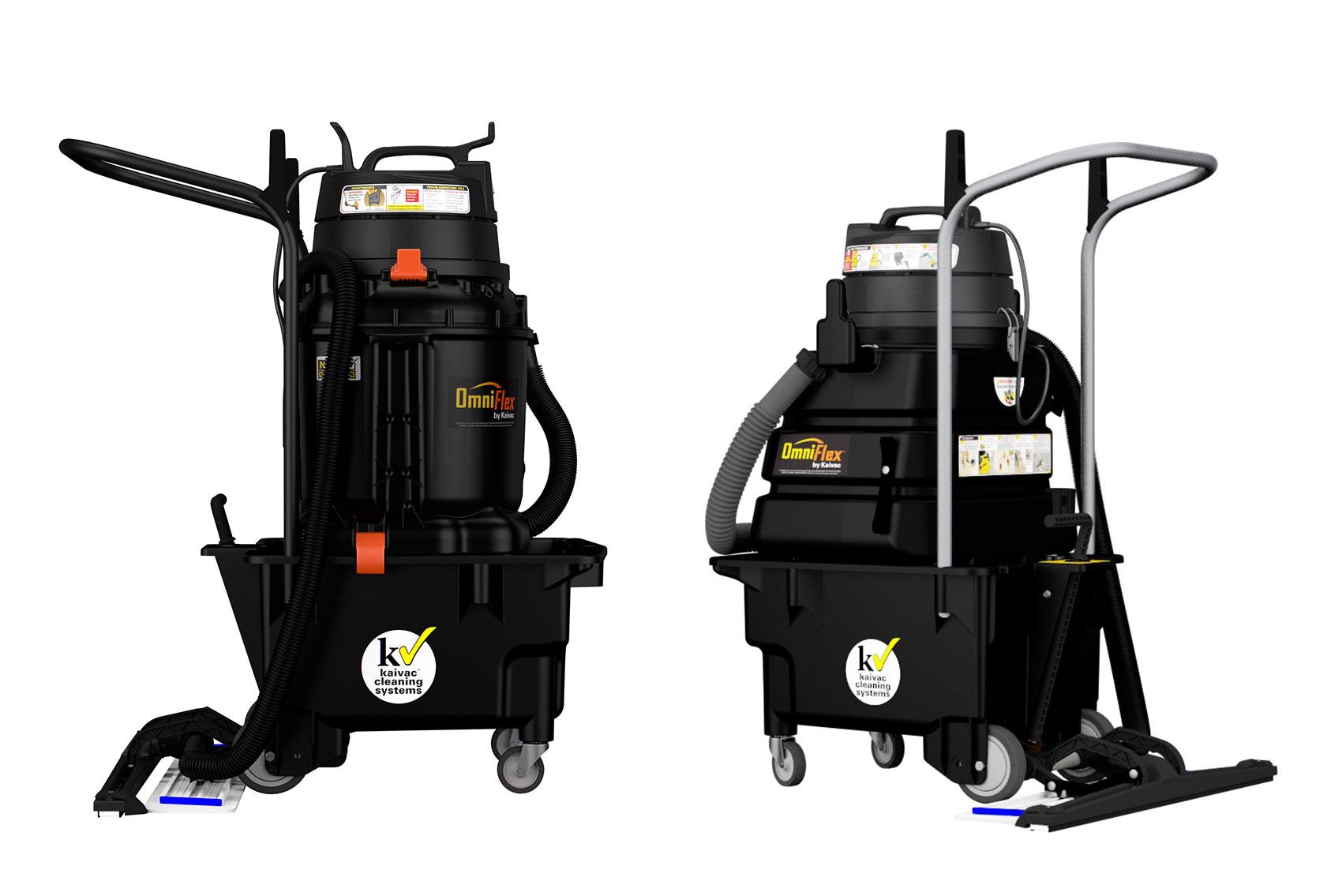 OmniFlex™ AutoVac - mycí stroj na čištění tvrdých podlah