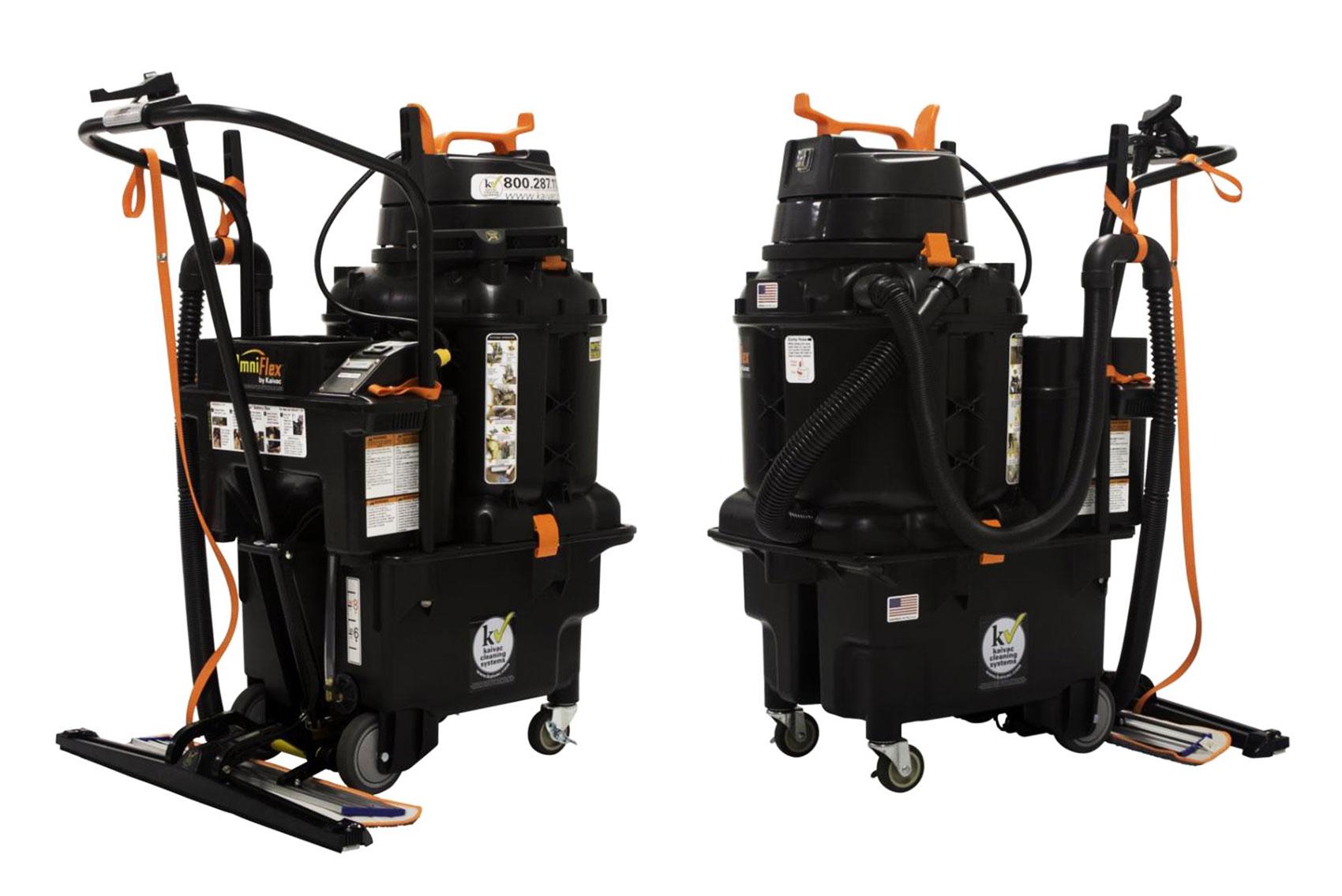 Výhody mycího stroje OmniFlex AutoVac
