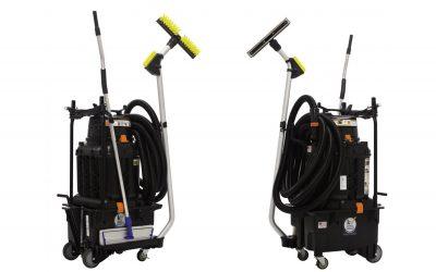 OmniFlex™ Dispense and Vac – úklidový mycí stroj na podlahy pro gastronomické provozy