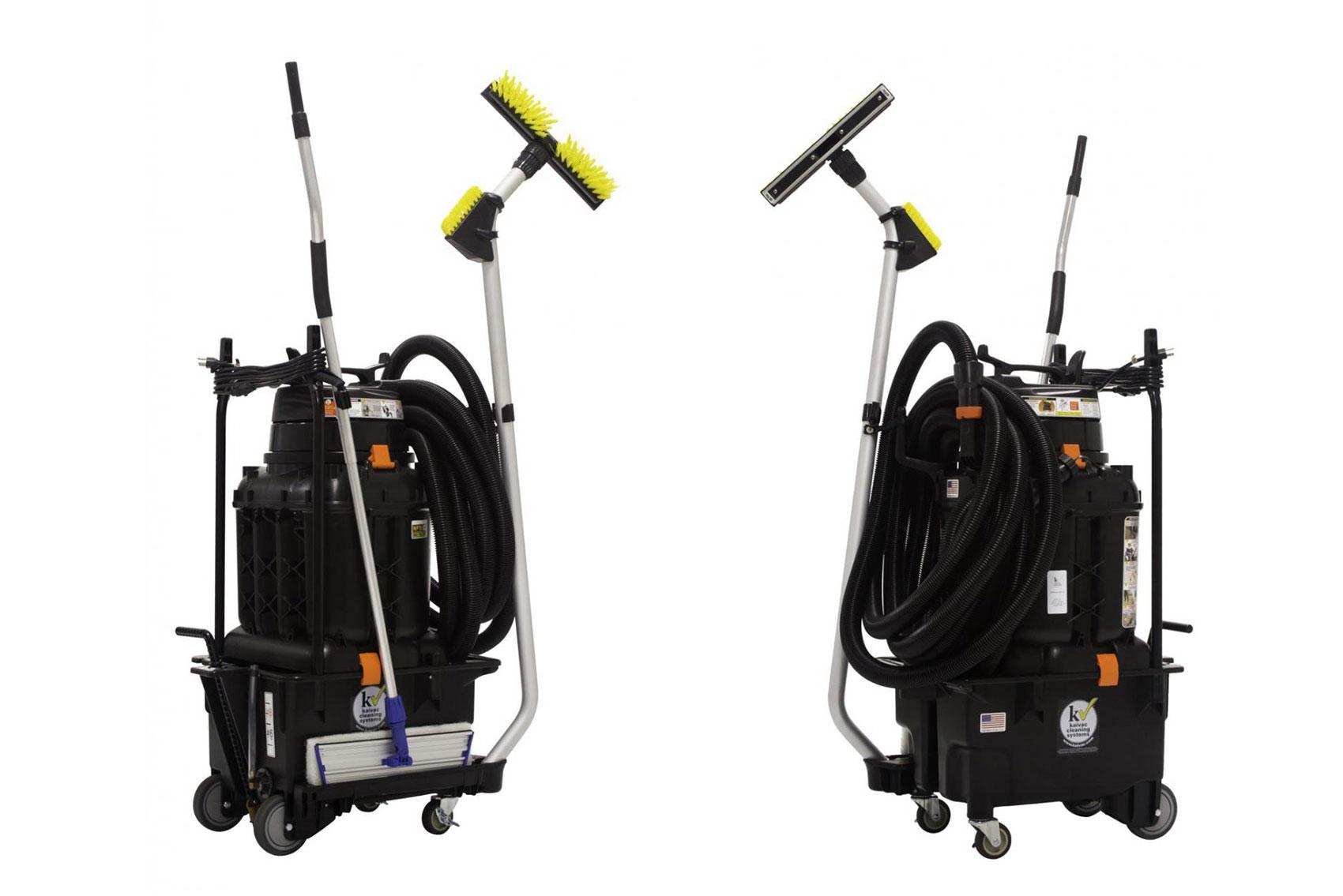 OmniFlex™ Dispense and Vac - úklidový mycí stroj na podlahy pro gastronomické provozy