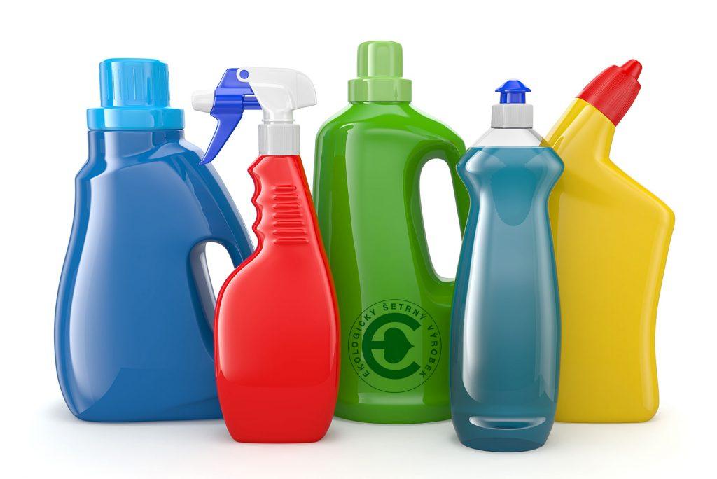 ekologický čisticí prostředek