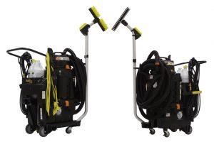 OmniFlex™ Spray and Vac - všestranný čisticí stroj nejen na toalety a sociální zařízení