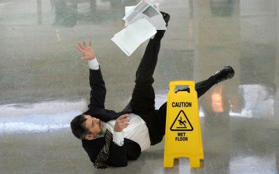 Úklid a BOZP. 10 pravidel pro 100% bezpečnost práce