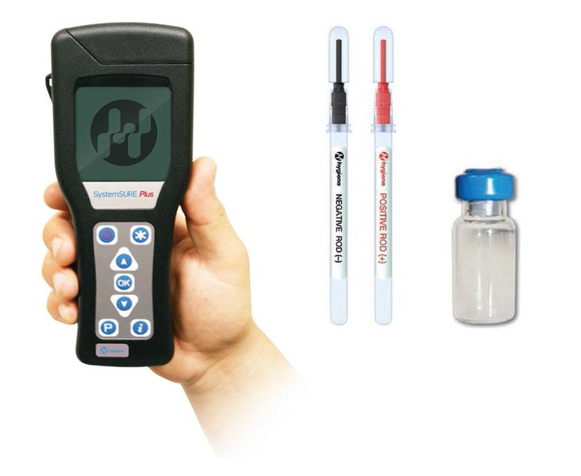ATP přístroj na monitoring hygieny
