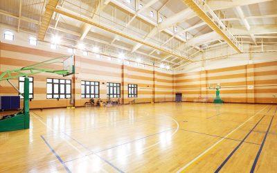 5 doporučení, jak na údržbu a čištění podlahy ve školní tělocvičně