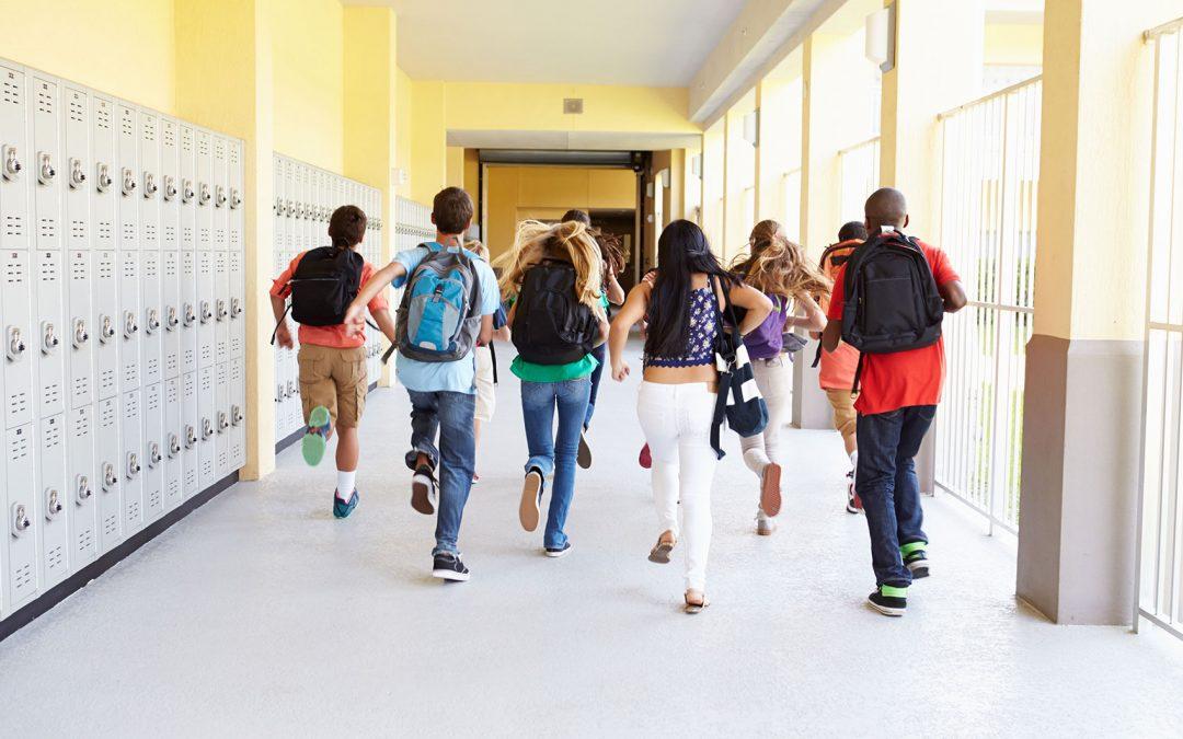 Úklid školy na jedničku. Přejděte na vyšší stupeň čistoty a hygieny