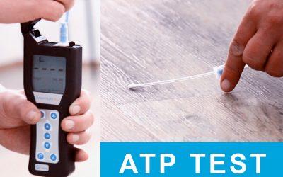 Video: Změřili jsme pomocí ATP testu čistotu podlahy aneb MOP VS. ÚKLIDOVÝ STROJ