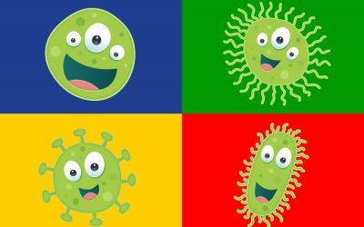 Systém barevného kódování při úklidu a kontrola infekce – část 2 (Kontrolní metody a řetězec infekcí)
