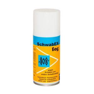 SchwabEX fog (studená dýmovnice) - přípravek na hubení švábů a rusů a dalšího hmyzu