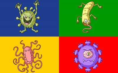 Systém barevného kódování při úklidu a kontrola infekce – část 3 (Cesta přenosu bakterií)