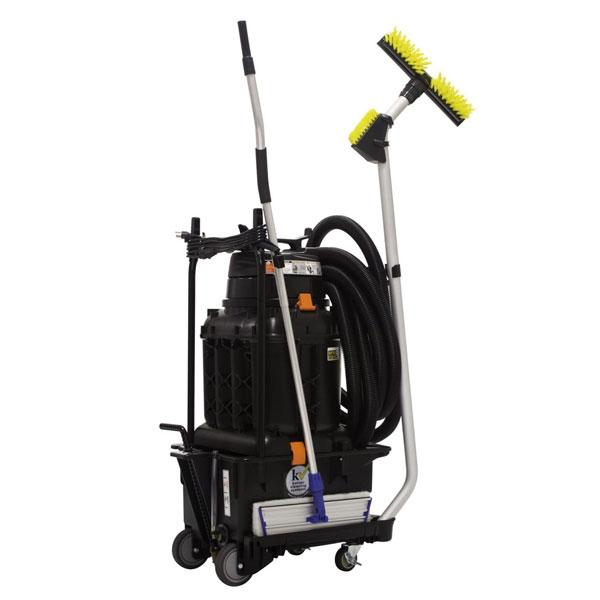 OmniFlex™ Dispense-and-Vac non food - čisticí stroj na podlahy pro gastronomii, potravinářství a restaurace