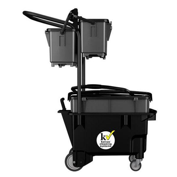 OmniFlex Microfiber Trolley System je víceúčelový úklidový vozík