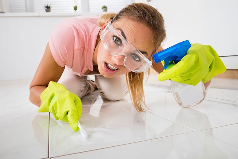 Osobní ochranné pracovní prostředky (OOPP) v oblasti úklidových služeb