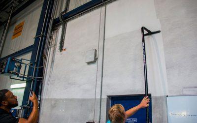 SpaceVac konečně v Česku! Máme nový úklidový systém pro čištění a vysávání ve výškách