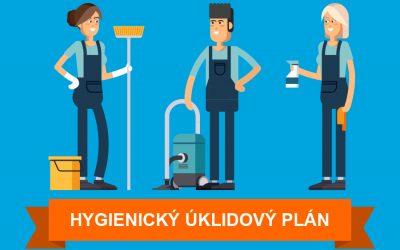 Hygienický úklidový plán. Požadavky a návod na zpracování
