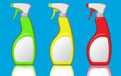Rozdíl mezi čisticím, sanitačním a dezinfekčním prostředkem