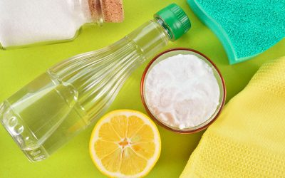 Udělejte si DETOX domova a zbavte se toxických látek z čisticích prostředků