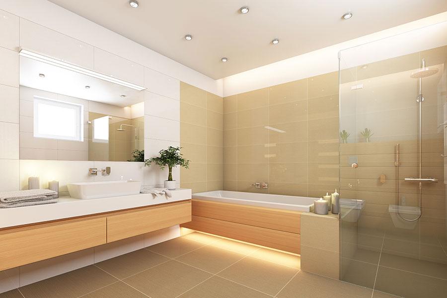 Přírodní alternativy čisticích prostředků na koupelnu