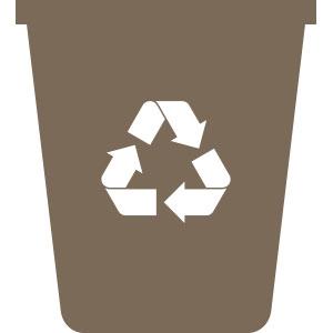 Kontejner na tříděný bioodpad