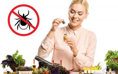 Velký klíšťový speciál: Recept na přírodní repelent proti klíšťatům