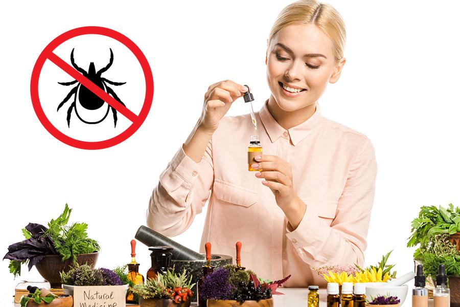 Velký klíšťový speciál: Recept na přírodní repelent proti klíšťatům ve spreji