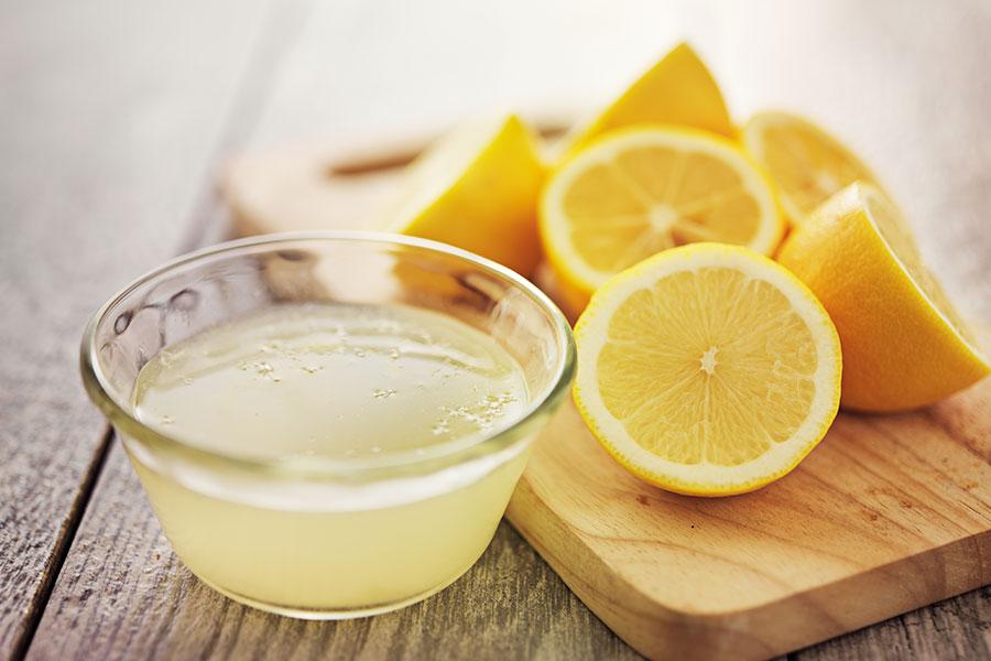 Citrony, které nenávidí nejen mravenci