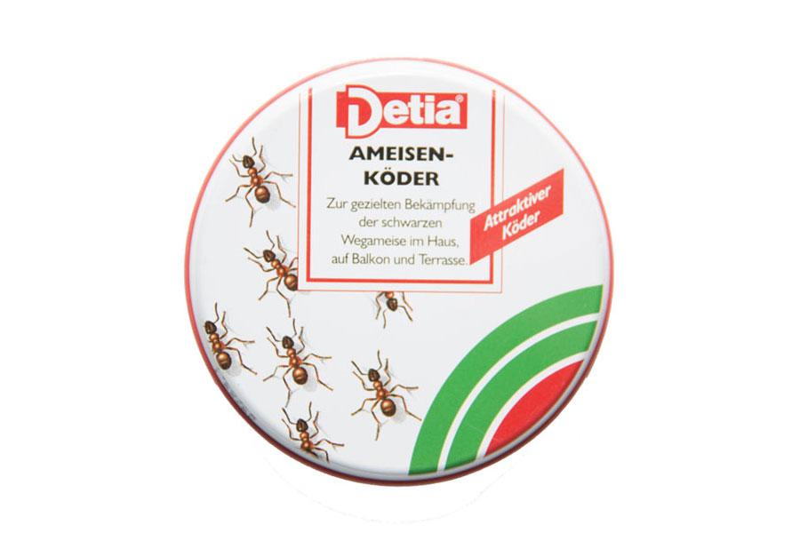 Chemická past na mravence - Detia