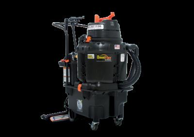 AutoVac™ - Automatizovaný a vysoce výkonný stroj na čištění podlah