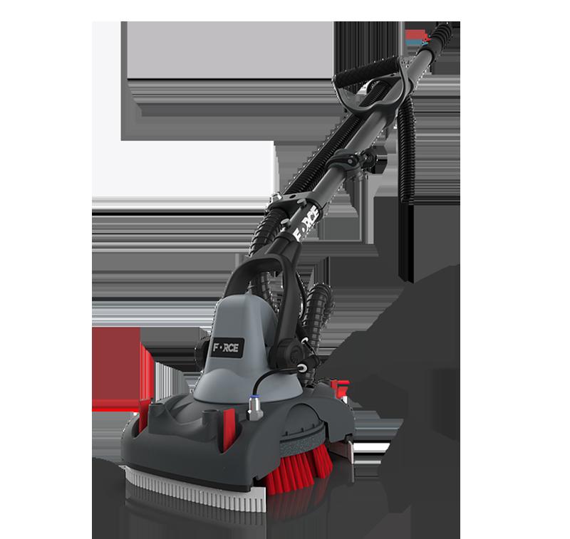 MotorScrubber FORCE - Jednokotoučový stroj na čištění podlah