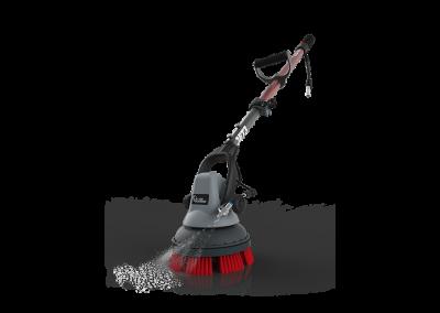 MotorScrubber JET - Kartáčovací stroj s tryskou na tvrdé povrchy