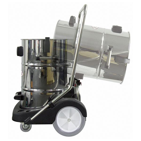 Sprintus KETOS N81/2 K – profesionální vysavač pro mokré a suché sání s obrovským výkonem