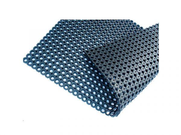 Octomat - robustní rohožka s drenážní úpravou pro vysokou zátěž (venkovní)