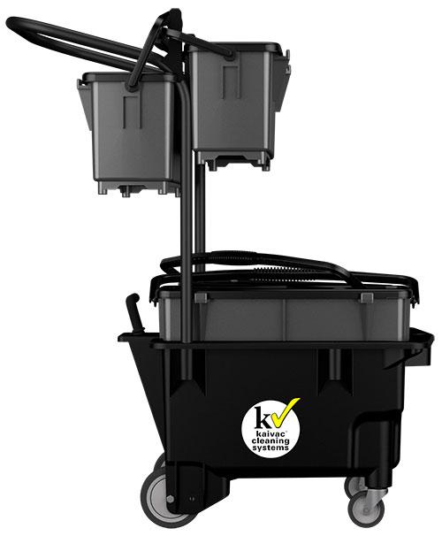 OmniFlex™ AutoVac - podlahový mycí stroj (bateriový a kabelový)