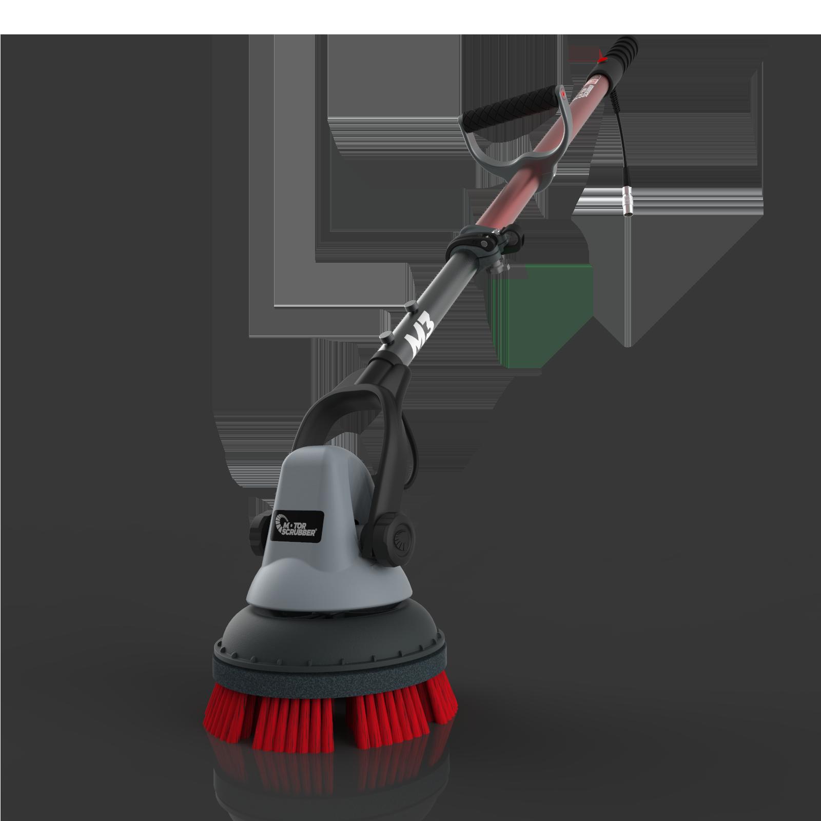 MotorScrubber STORM - efektivní dezinfekční zařízení