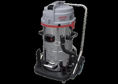Sprintus KETOS N56/2 E – nerezový vysavač pro suché i mokré vysávání s extrémní silou