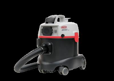 Sprintus MAXIMUS PRO – vysavač pro suché sání s nejvyššími požadavky na čistotu