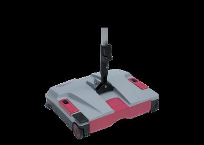 Sprintus MEDUSA – průmyslový zametač na baterie pro rychlé a bezdrátové čištění