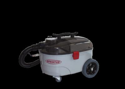 Sprintus SE 7 – vodní vysavač s rozprašovačem a oddělitelnou nádrží proti pěnění